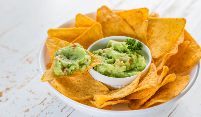 Are Chips and Guacamole Bad for You?
